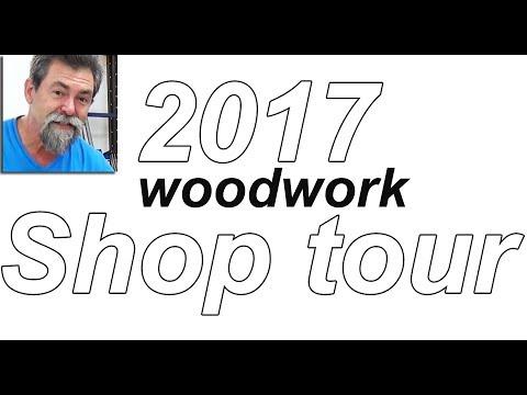 dave stanton woodworking wood shop tour 2017 ideas workshop