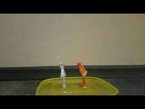 Стиг боты угоняют космо корабль - YouTube