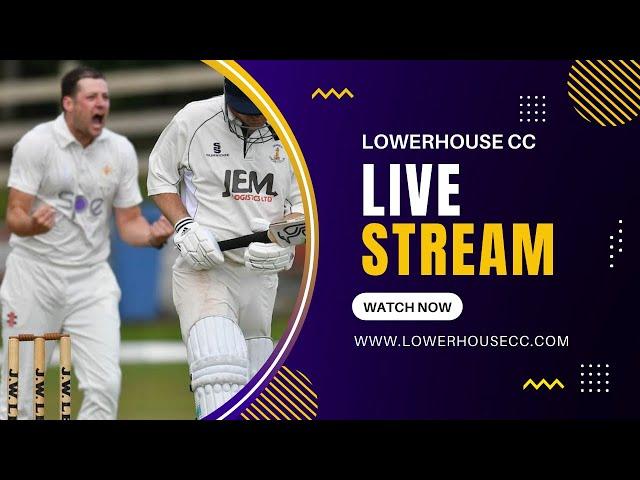 Lowerhouse vs Clitheroe (Twenty20) 2021 First Innings