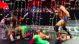 WeeLC Match El Torito vs. Hornswoggle WWE Extreme Rules 2014 Pre Show Segment 11