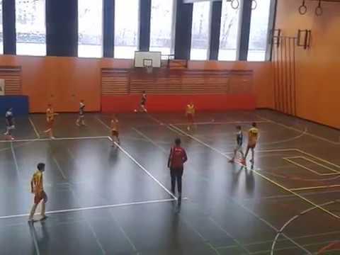 Punkte Basketball