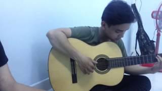 Đêm Tâm Sự cover by Thuý An ft guitarist Sang Huỳnh