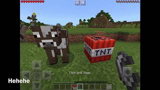 How To Troll Am Animal Abuser With Commands In Minecraft Pe