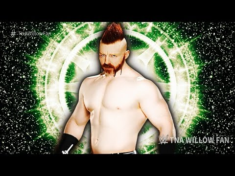 """WWE Sheamus 5th & NEW Theme Song """"Hellfire"""" 2016 (Not Full)"""