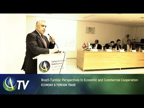 Brazil-Tunisia: Perspectives in Economic and Commercial Cooperation | Economy & Foreign Trade