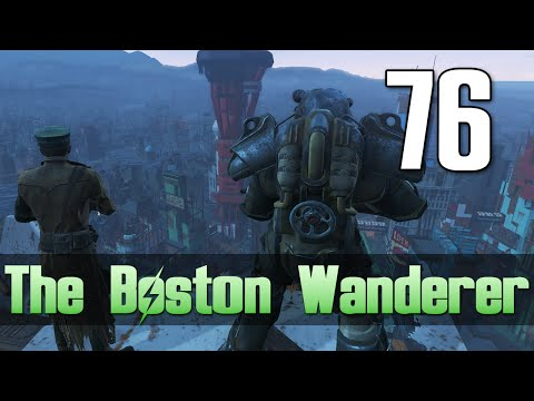 [76] The Boston Wanderer (Let's Play Fallout 4 PC w/ GaLm) [1080p 60FPS]