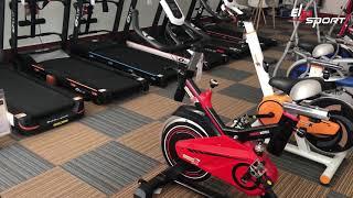 Địa chỉ kinh doanh xe đạp tập chính hãng tại Thủ Đức - Elipsport