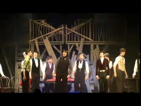 Les Miserables Full Performance Recording   RGS High Wycombe 2013