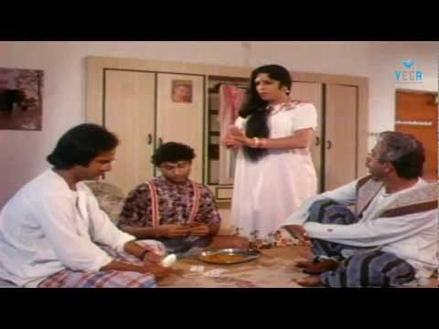 Chitram Bhalare Vichitram  Movie Part - 10 : Naresh, Subhaleka Sudhakar
