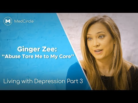Learning From Emotional Abuse & Finding A Healthy Relationship | Ginger Zee