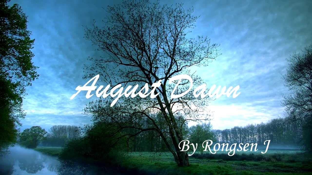 August Dawn - Acoustic Guitar Instrumental