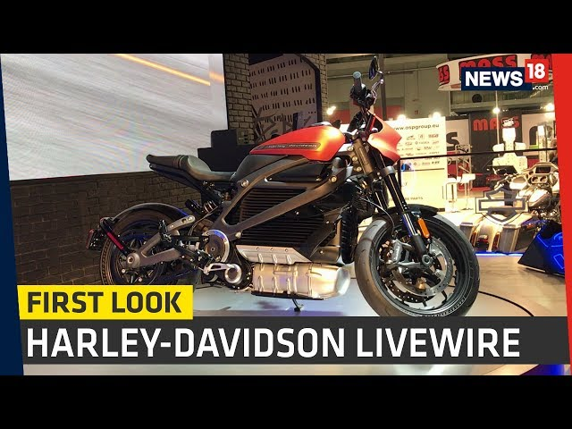 Harley Davidson Livewire Electric Motorcycle First Look At Eicma