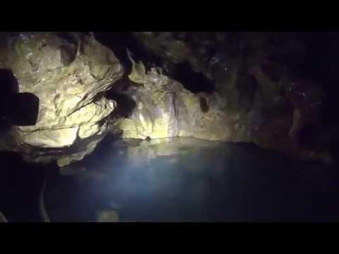 Ano Peristeras Cave -  Sitia Geopark, Caving