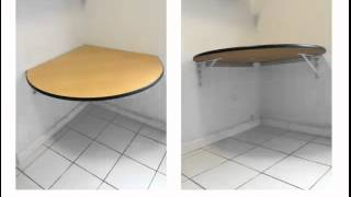 Improving Efficiency On A Round Kitchen Table - Part Ii (construction)