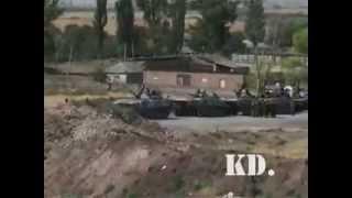 Вывод российских войск из горийского района Грузии, август 2008