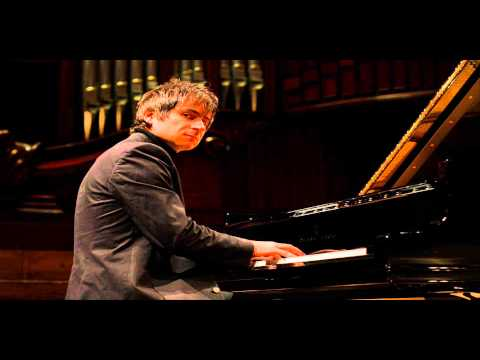 Piotr Anderszewski plays Bach Partita No.6 in e minor BWV830
