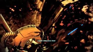 Mass Effect 2 *Spoiler* Legion Death