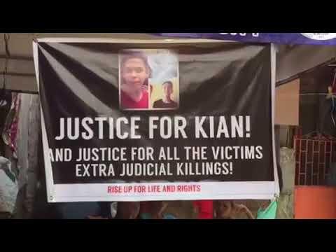 Ilang grupo, mga senador, nanawagan ng imbestigasyon sa pagkamatay ni Kian