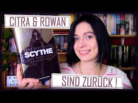 Der Zorn der Gerechten (Scythe 2) YouTube Hörbuch Trailer auf Deutsch