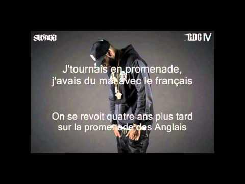La Fouine - Cry Ft. Omarion PAROLES / LYRICS