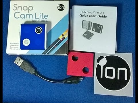 iON SnapCam Camera Drivers Download