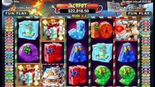 Rudolph S Revenge Slot Machine Bonus Round