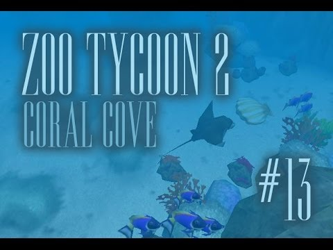 Zoo Tycoon 2! Coral Cove: Scrambled Sea Turtle Eggs - Episode #13
