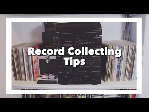 Record Collecting Tips!