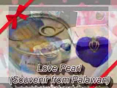Love Pearl Souvenir (from Palawan)