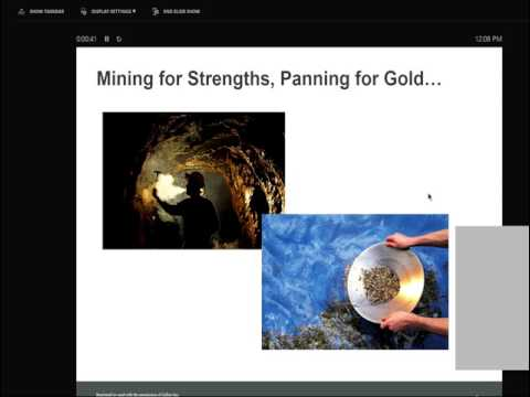 StrengthsFinders April Meetup - Mining for Strengths!