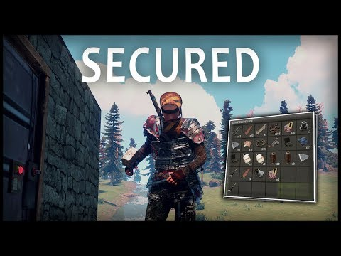 SECURED - Rust Solo #3