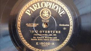 Eduard Mörike conducts Tchaikovsky:Overtune《1812》 エドゥアルト・メーリケ指揮 チャイコフスキー:大序曲《1812年》