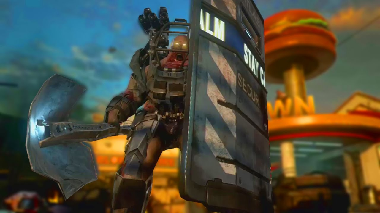 Call of Duty: Advanced Warfare EXO ZOMBIES