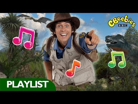 Dinosaur Raps Playlist - Andy's Dinosaur Adventure's - CBeebies