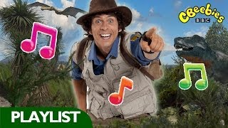 Dinosaur Raps Playlist - Andy's Dinosaur Adventure's - CBeebies