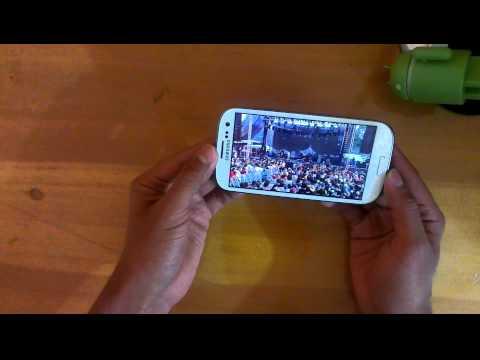10 Razones para tener un Samsung Galaxy S3