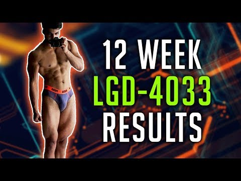 My LGD-4033 Cycle Side Effects, Blood Test, PCT, More.. | AESTHETICALLY