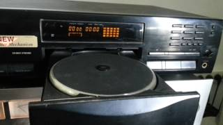Pioneer PD-S504 - Interesting CD Player
