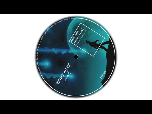 Hans Morlier - Take Me to the Edge (Original Mix) [Right Music Records]