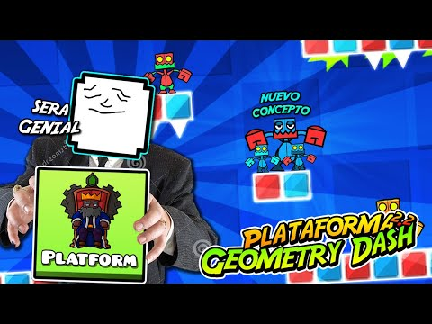 ¡¡¡PROBANDO EL FUTURO NUEVO MODO DE GEOMETRY DASH 2.2!!!