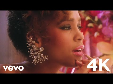 Whitney Houston – Greatest Love Of All (Remastered 4K Official Video)