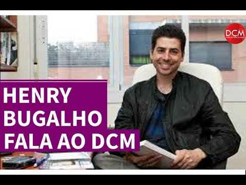 DCM entrevista o youtuber Henry Bugalho