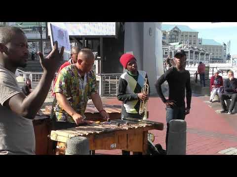 Abikondela Marimba Band _Victoria & Alfred Waterfront