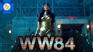 WONDER WOMAN 1984 Trailer #1 (2020 Movie)