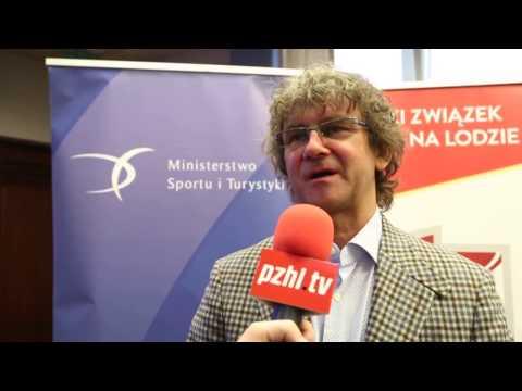 [www.pzhl.tv] Jari Byrski o campie z Wojtkiem Wolskim