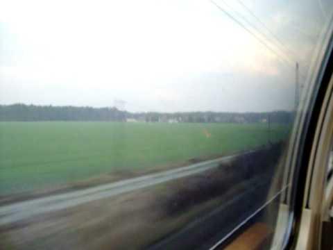 RE 1 Richtung Eisenhüttenstadt Video1