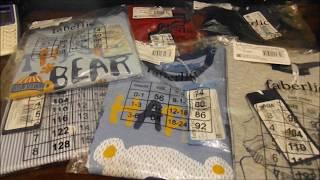 Обзор рубашка, футболки, шорты, примерка, одежда для малышей и подростков от Фаберлик!