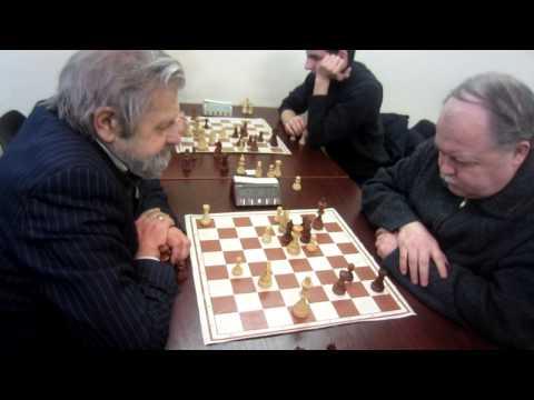 chess blitz GM V  Malinin  black