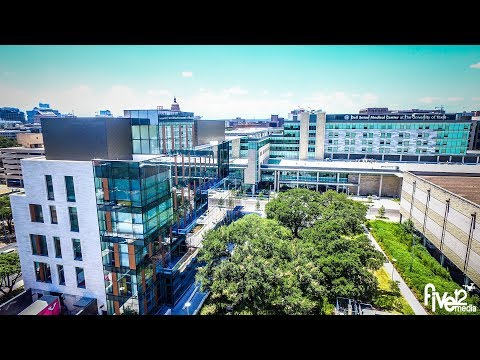 UT Dell Medical School Health Learning Building Austin Texas by Five12 Media