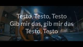 SSIO - Testo E (lyrics)